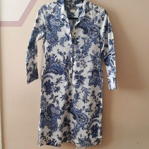 Tommy Bahama Paisley Print Dress
